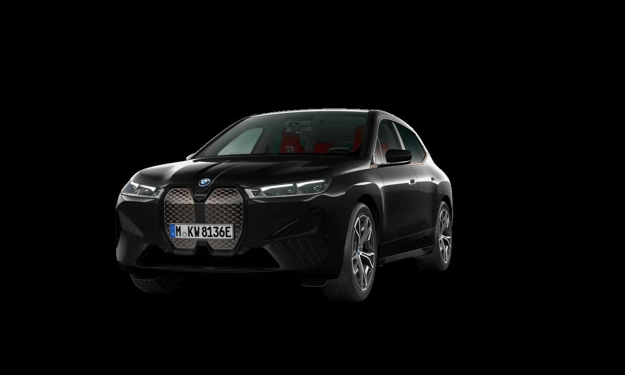 BMW iX xDrive40