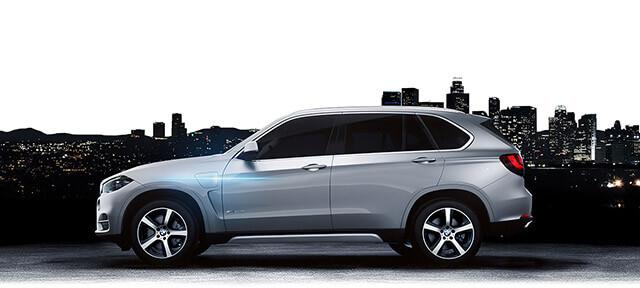 BMW X5 З СИСТЕМОЮ eDRIVE.