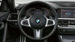Адаптивна підвіска М і адаптивне спортивне рульове управління.