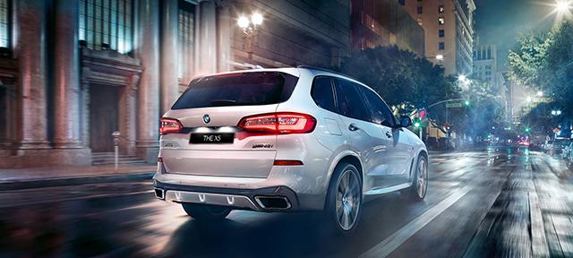 КОМПЛЕКТАЦІЇ ТА ОБЛАДНАННЯ BMW X5