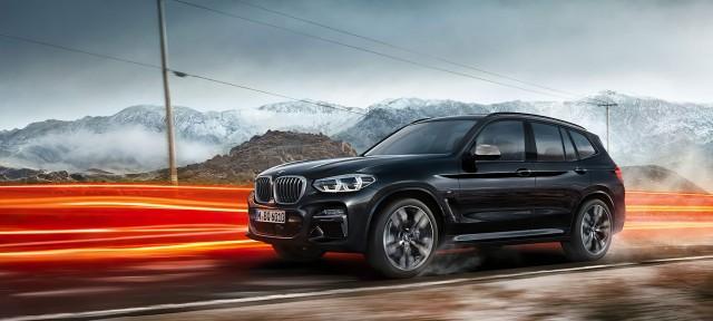 BMW X3 ОТ 1 343 000 ГРН.*