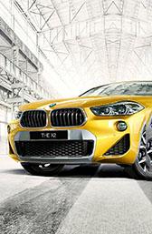 ЕКСТЕР'ЄР BMW X2.