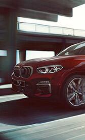 ХОДОВІ ЯКОСТІ BMW X4.