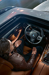 ІНТЕР'ЕР BMW X5.