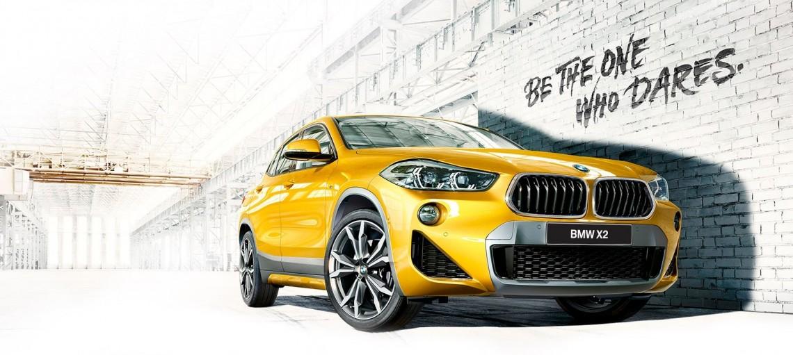 Абсолютно новий BMW X2