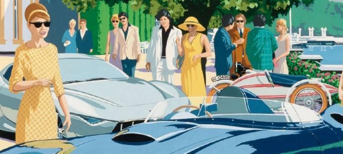 Конкурс елегантності Concorso D'eleganza Villa D'este 2015 року відбудеться в стилістиці божевільних і прекрасних сімдесятих.