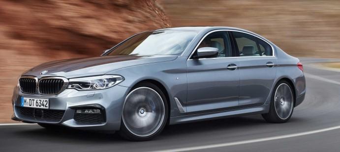 Новий BMW 5 СЕРІЇ СЕДАН.